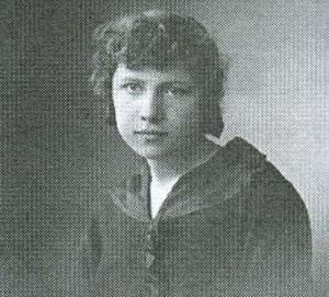 E.M.Smetonaitė – Žiežmarių prad. mokyklos mokytoja 1922