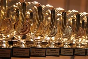 taurės apdovanojimai