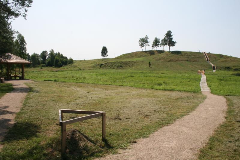 Bečionių piliakalnis | vstt.lt nuotr.