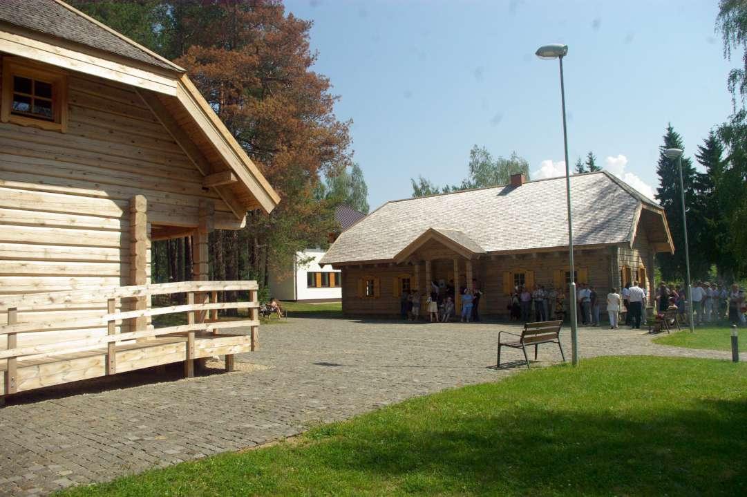 Ežerų žvejybos muziejus Mindūnuose