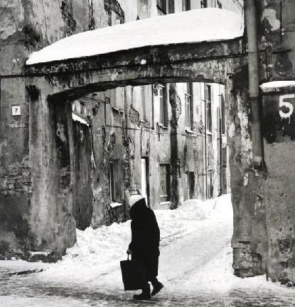 K.Stoškus_Užupio gatvė