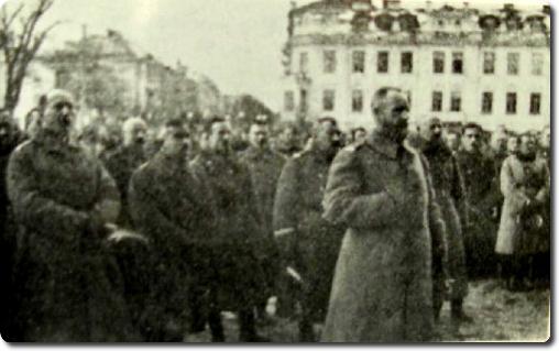 L.Želigovskis Vilniuje   Wikimedia Commons nuotr.