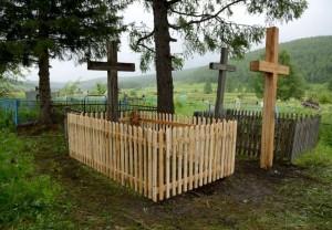 Sutvarkytos Ivanovkos kapinės | G.Aleknos nuotr.