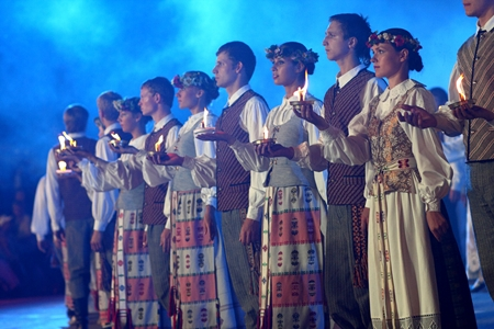 Švenčionyse vyks dainų ir šokių ansamblių šventė