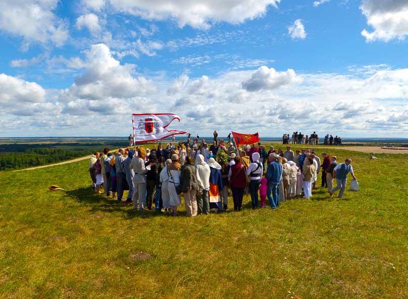 Amžinosios Ugnies šventė ant Šatrijos kalno | K. Šukevičiaus nuotr.