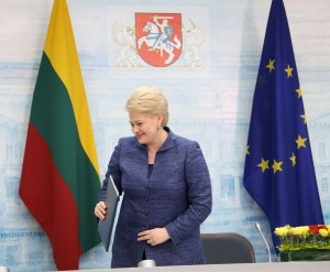 Dalia Grybauskaitė | lrp.lt, Dž.G.Barysaitės nuotr.