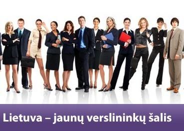 Jauni verslininkai |_tvm.vu.lt nuotr.