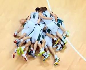 Pergalė! Australija-Lietuva (U-19) | Alkas.lt nuotr.