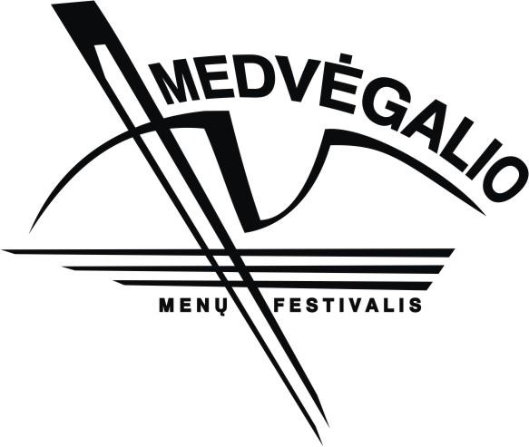 Medvėgalio menų festivalio emblema
