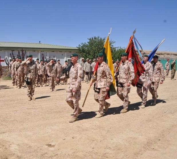 Goro provincija. PAG stovyklos perdavimo ceremonija | A.Matuzo nuotr.