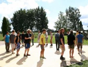 X tarptautinė tradicinių šokių muzikavimo ir amatų vasaros stovykla | E.Gumauskaitės nuotr.