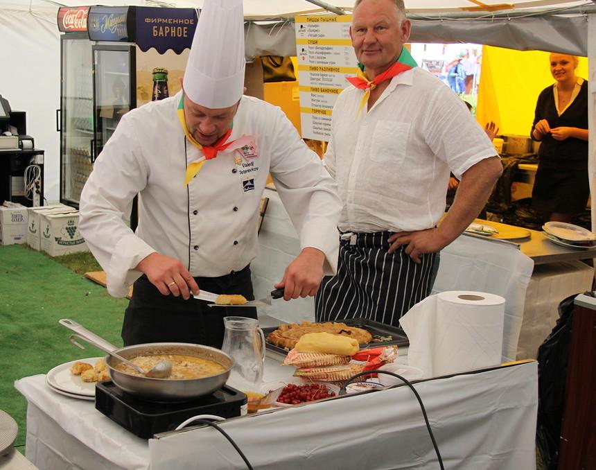 Kulinarinis paveldas Kaliningrade | organizatorių nuotr.