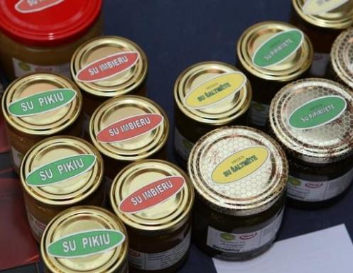 Medus | M.Vidzbelio nuotr.