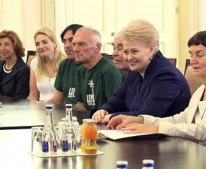 Prezidentė Dalia Grybauskaitė | Alkas.lt nuotr.