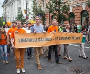 Liberalų soc. tinklapio nuotr.
