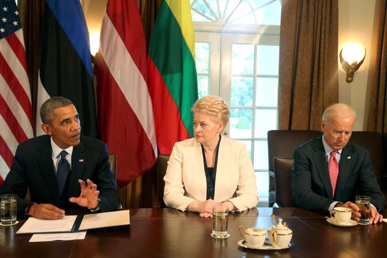 B.Obama ir D.Grybauskaitė | lrp.lt, Dž.G.Barysaitės nuotr.
