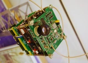 """""""LituanicaSAT-1"""". Kūrėjų nuotr."""