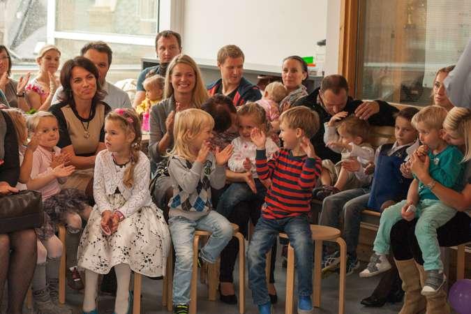 """Šventinis lituanistinės mokyklos """"Abėcėlė"""" naujų mokslo metų atidarymas"""