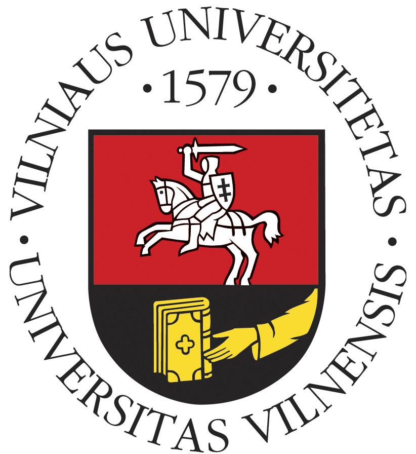 Vilniaus Universiteto logo | oc.vu.lt nuotr.
