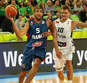 Lietuva-Prancūzija | FIBA Europe/Castoria/Metlas nuotr.