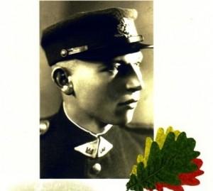 Partizanas Danielius Vaitelis-Briedis