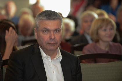 """""""Versmės"""" leidyklos vadovas Petras Jonušas   Aidas.lt, Ž.Petkaus nuotr."""