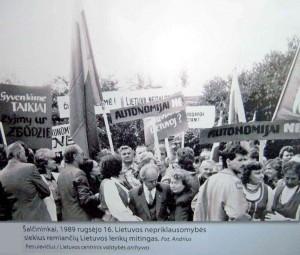 V.Petrulevičiaus nuotr.