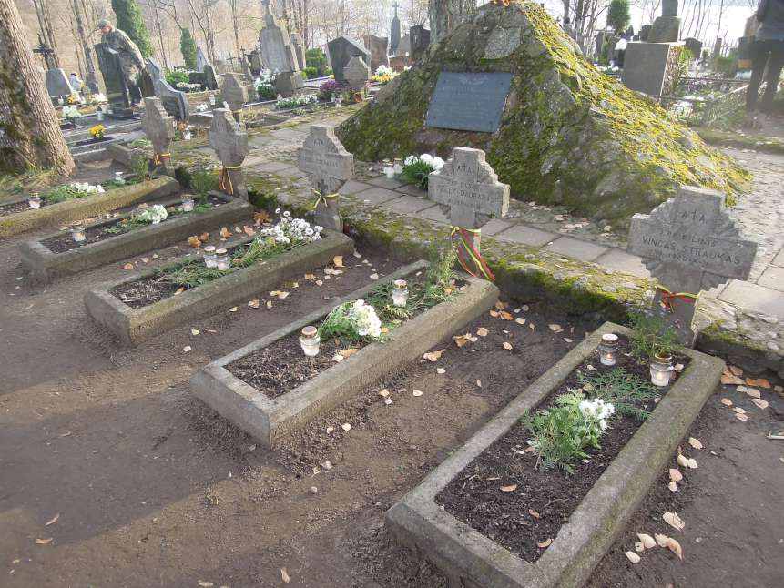 Daugų kapinės Alytaus r. | KPD, D.Varnaitės nuotr.