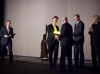 Baltijos šalių teatrų apdovanojimai