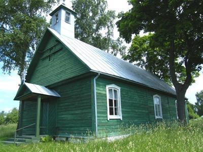 Lukošiškės sentikių cerkvė