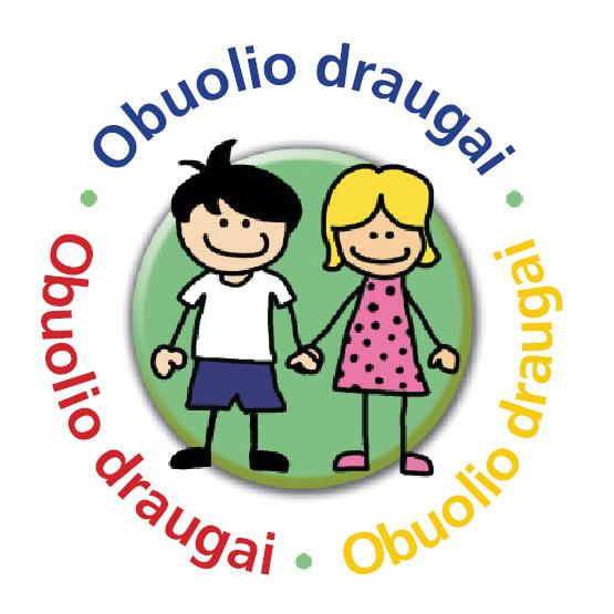 Obuolio draugai logo_vaikolabui.lt