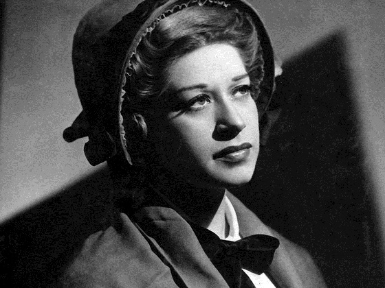 Regina Resnik-Blatas, operos solistė | asm. nuotr.