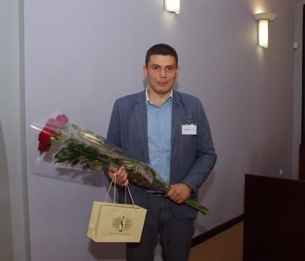 Vilniaus Vytauto Didžiojo gimnazijos fizikos mokytojas Tomas Kivaras | smm.lt nuotr.