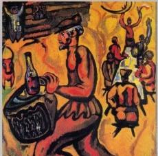 Zurabas Cereteli. Vynuogių rinkimas