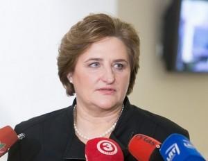 Loreta Graužinienė | lrs.lt, O. Posaškovos nuotr.