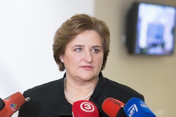 Loreta Graužinienė | lrs.lt, O.Posaškovos nuotr.