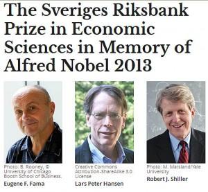 Nobelio premijos lauretai ekonomikos srityje | nobelprize.org nuotr.