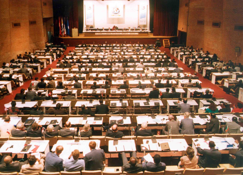 60-oji Interpolo Generalinės Asamblėjos sesija, 1991 m. lapkričio 4-8 d. | organizatorių nuot.