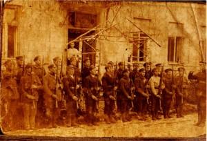 Lietuvos savanoriai 1919 liepos 25-ąją