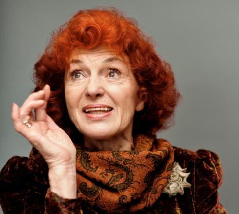 Aktorė Nijolė Sabulytė | kldteatras.lt nuotr.