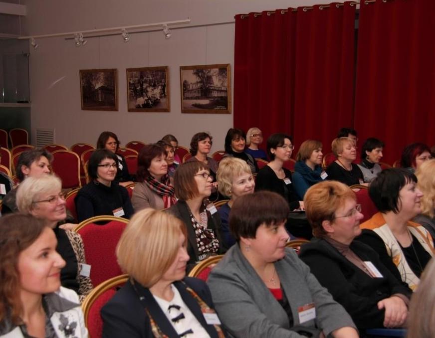 Birštone biblioterapijos konferencija | organiz. nuotr.