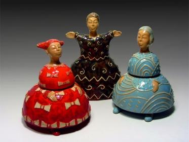 Daiva Ložytė. Keramika | pmacraftshow.org nuotr.
