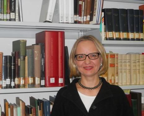Kalbotyrininkė Jolanta Gelumbeckaitė | titus.uni-frankfurt.de nuotr.