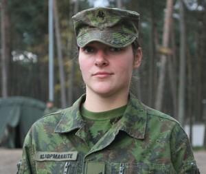 Eilinė Gintarė Kliopmanaitė | V.Dziavečkos nuotr.