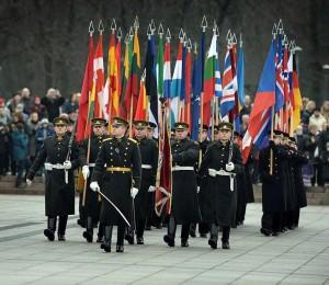 Lietuvos kariuomenės dienos minėjimą vainikavo iškilminga karių rikiuotė ir paradas Vilniuje (nuotraukos, video)