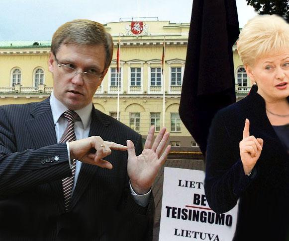 """Zigmas Vaišvila """"Prezidentės tuštuma"""", 2014-05-02"""