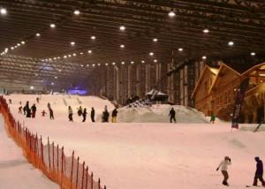 Sniego arena Druskininkuose