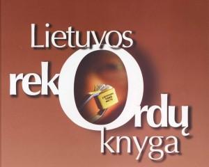 Lietuvos rekordų knyga 2013