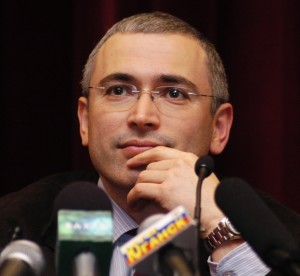 Michailas Chodorkovskis | wikipedia.org nuotr.