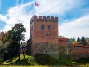 Medininkų pilis | K.Vanago (BFL) nuotr.